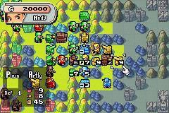 Advance Wars (U) [0095] - screen 1