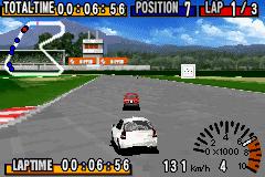 Advance GT2 (J) [0411] - screen 2