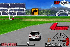 Advance GT2 (J) [0411] - screen 1