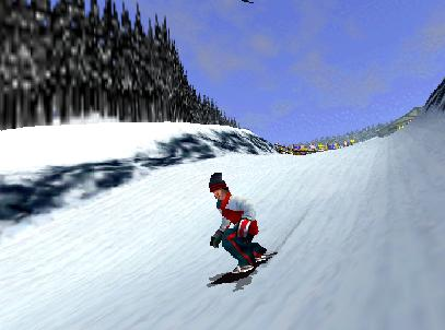 1080 Snowboarding (E) (M4) [!] - screen 4