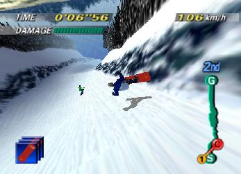 1080 Snowboarding (E) (M4) [!] - screen 3