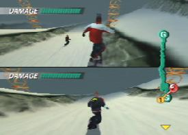 1080 Snowboarding (JU) [!] - screen 3