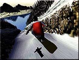 1080 Snowboarding (JU) [!] - screen 2