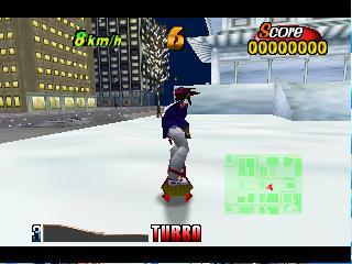 Airboarder 64 (J) [!] - screen 1