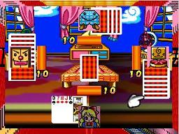 64 Trump Collection - Alice no Wakuwaku Trump World (J) [!] - screen 1