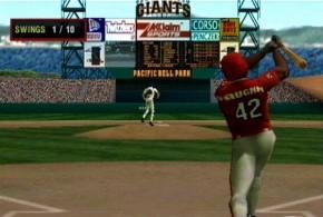 All-Star Baseball 2001 (U) [!] - screen 1