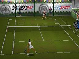 All Star Tennis '99 (E) (M5) [!] - screen 2