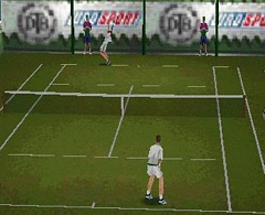 All Star Tennis '99 (U) [!] - screen 1