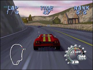 Automobili Lamborghini (E) [!] - screen 2