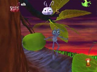 Bug's Life, A (F) [!] - screen 1