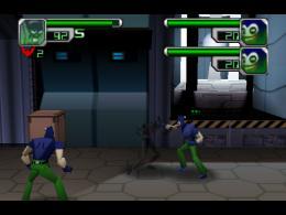 Batman Beyond - Return of the Joker (U) [!] - screen 1