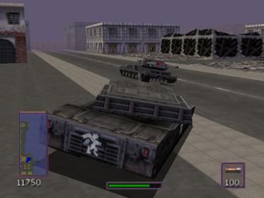 BattleTanx - Global Assault (E) (M3) [!] - screen 1