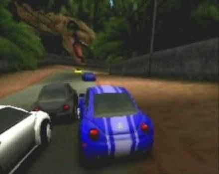 Beetle Adventure Racing! (J) [!] - screen 1