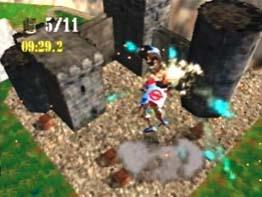 Blast Corps (E) [!] - screen 1