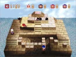 Bomberman 64 (U) [!] - screen 1