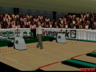 Brunswick Circuit Pro Bowling (U) [!] - screen 1