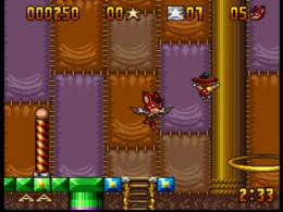 Aero the Acro-Bat (E) - screen 2