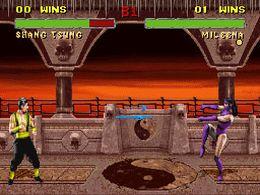 Mortal Kombat II (U) (V1.1) - screen 1