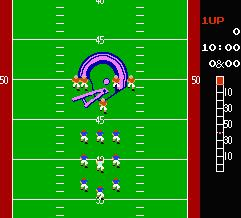 10-Yard Fight (J) - screen 1