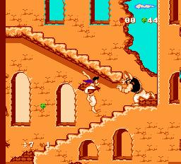 Aladdin (E) [!] - screen 3