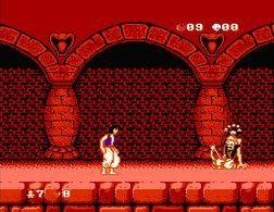 Aladdin (E) [!] - screen 2