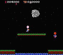 Balloon Fight (E) - screen 4