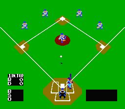 Baseball (VS) [!] - screen 2