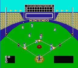Baseball (VS) [!] - screen 1