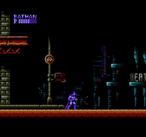 Batman (J) - screen 1