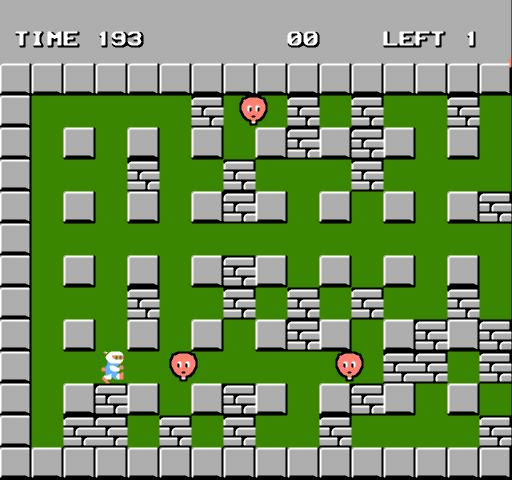 Bomberman (J) - screen 1
