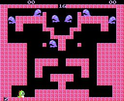 Bubble Bobble (E) - screen 3