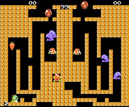 Bubble Bobble (E) - screen 2