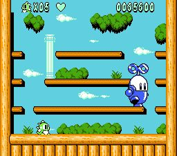 Bubble Bobble 2 (J) - screen 2