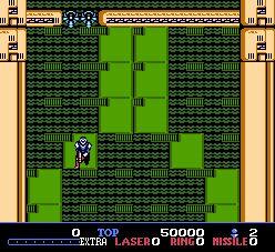Burai Fighter (J) - screen 2