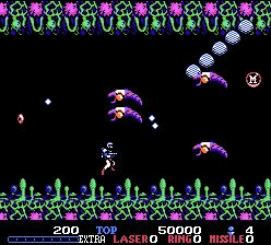Burai Fighter (J) - screen 1