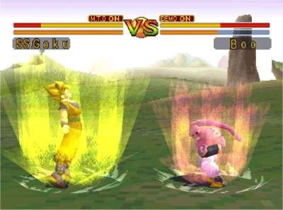 Dragon Ball GT - Final Bout - screen 2