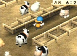 Harvest Moon - Back To Nature - screen 4