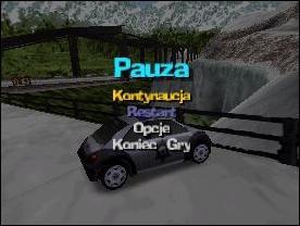 Beetle Adventure Racing! (PL) - screen 4