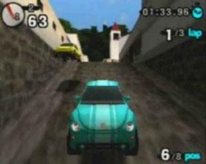 Beetle Adventure Racing! (PL) - screen 3