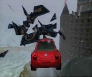 Beetle Adventure Racing! (PL) - screen 2