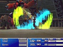 Final Fantasy VII - screen 11