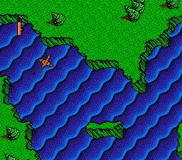 Advanced Dungeons & Dragons - Dragon Strike (U) - screen 3