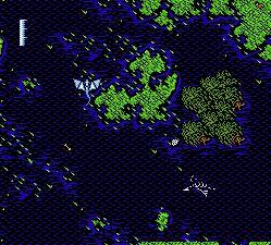 Advanced Dungeons & Dragons - Dragon Strike (U) - screen 2