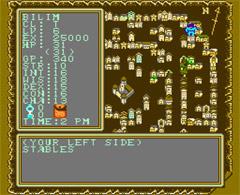 Advanced Dungeons & Dragons - Hillsfar (U) [!] - screen 2