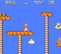 All Night Nippon Super Mario Bros. (J) - screen 3