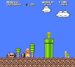 All Night Nippon Super Mario Bros. (J) - screen 2