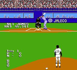Baseball Stars II (U) - screen 1