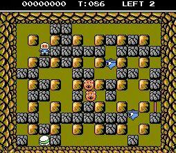 Bomberman II (J) - screen 2