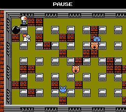 Bomberman II (J) - screen 1