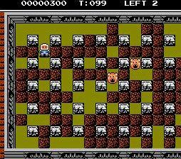 Bomberman II (U) - screen 2